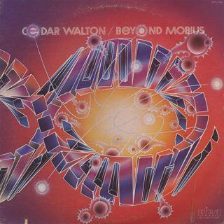Cedar Walton / Beyond Mobius