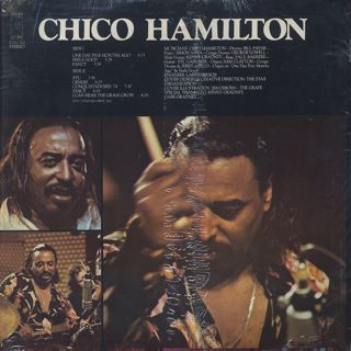 Chico Hamilton / The Master back