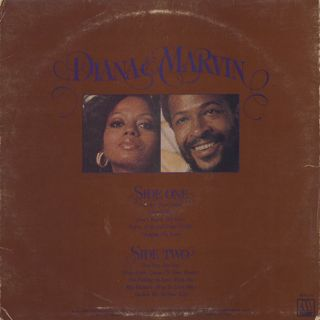 Diana Ross & Marvin Gaye / Diana & Marvin back
