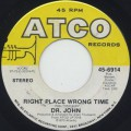 Dr. John / Right Place Wrong Time (45)