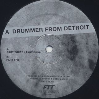 Drummer From Detroit / Drums #2