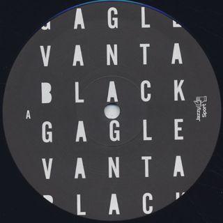 Gagle / Vanta Black (2LP) label