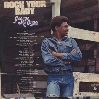 George McCrae / Rock Your Baby back