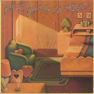 Googie And Tom Coppola / Shine The Light Of Love front