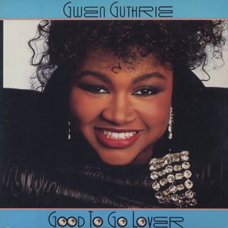 Gwen Guthrie / Good To Go Lover front