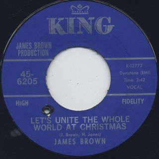 James Brown / In The Middle (Part 1) back