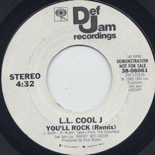 L.L. Cool J / You'll Rock(Remix) back