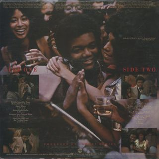 Lamont Dozier / Right There back