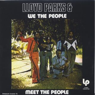 Lloyd Parks & We The People / Meet The People