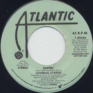 Lovebug Starski / Rappin'
