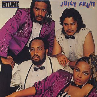 Mtume / Juicy Fruit (LP)