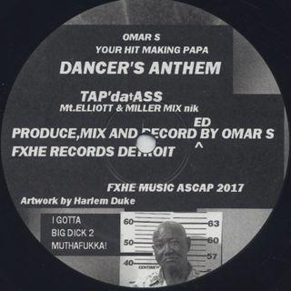 Omar S / Tap Dat Ass