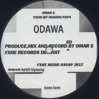 Omar S / Tap Dat Ass back