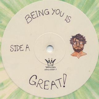 Quelle Chris / Being You Is I Wish I Could Be Great! You More Often label