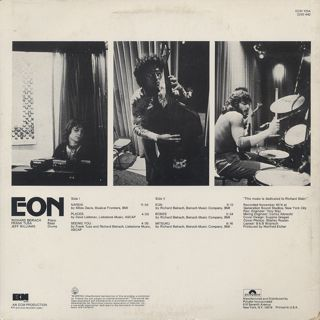 Richard Beirach / EON back