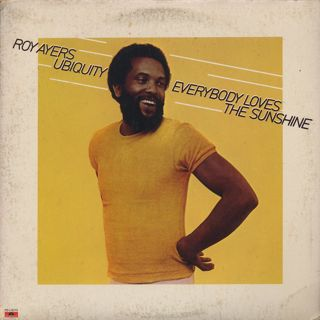Roy Ayers Ubiquity / Everybody Loves The Sunshine