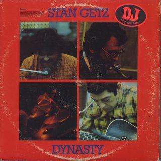 Stan Getz / Dynasty back