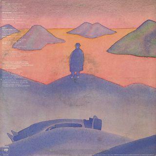 Steve Khan / The Blue Man back
