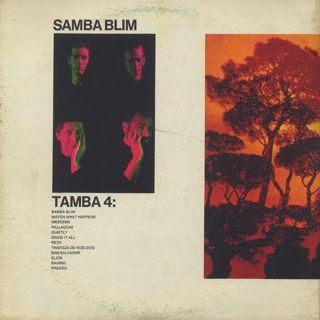 Tamba 4 / Samba Blim back