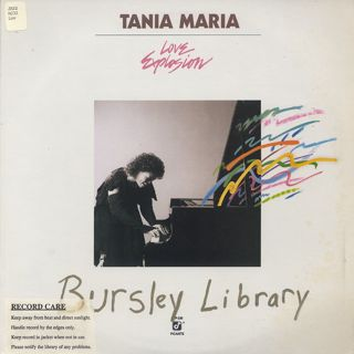 Tania Maria / Love Explosion front