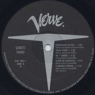 Uakti / Uakti label