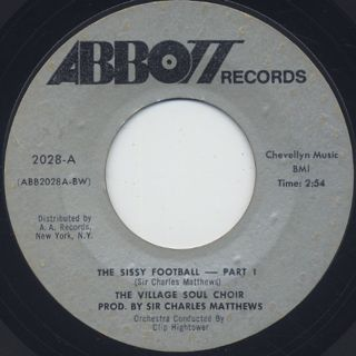 Village Soul Choir / The Sissy Football front