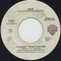 Zapp / It Doesn't Really Matter (45)