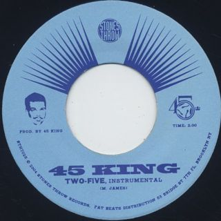 45 King / Two-Five ② back
