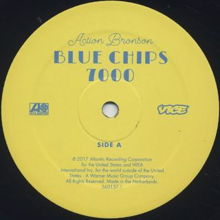 Action Bronson / Blue Chips label