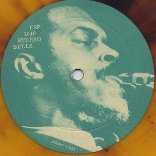 Albert Ayler / Bells label