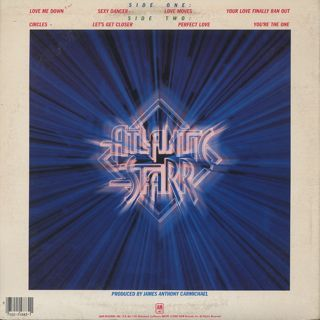 Atlantic Starr / Brilliance back