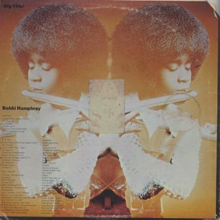 Bobbi Humphrey / Dig This back