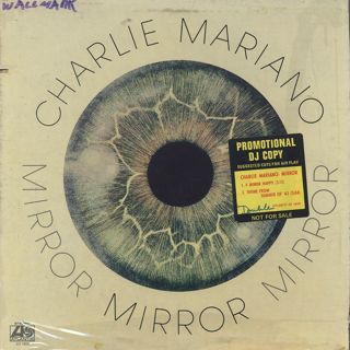 Charlie Mariano / Mirror front