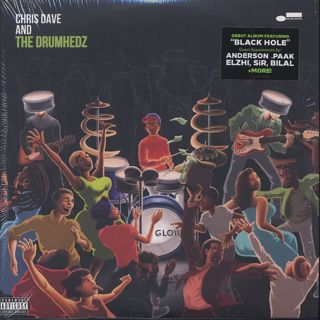 Chris Dave And The Drumhedz / S.T. (2LP)