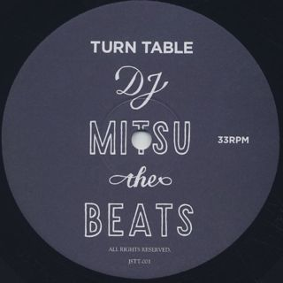 DJ Mitsu The Beats / Turn Table label