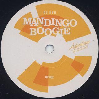 DJ Smash / Your Pants Are Hot c/w DJ Evo / Mandingo Boogie back