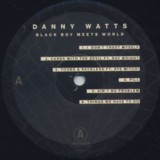 Danny Watts / Black Boy Meets World label