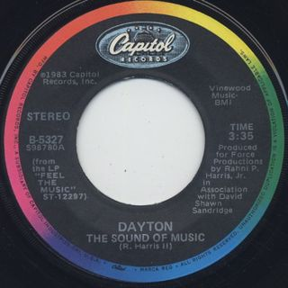 Dayton / The Sound Of Music c/w Fast Lane