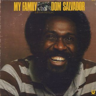 Don Salvador / My Family (Minnha Fannlia) front