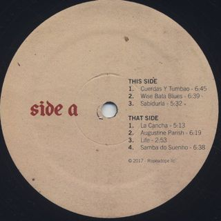 Eddie Palmieri / Sabiduria label