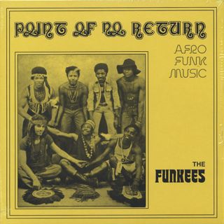 funkees point of no return lp pmg 中古レコード通販 大阪 root