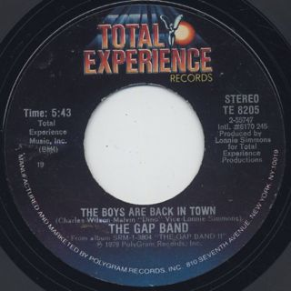 Gap Band / Outstanding (7