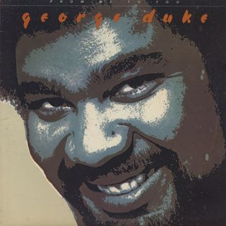 George Duke / From Me To You front