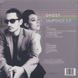 Ghost / Snapshot E.P. back