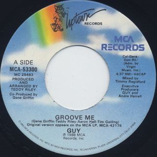 Guy / Groove Me (7