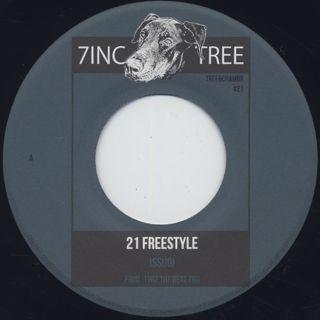 Issugi / 21 Freestyle c/w Majestic back
