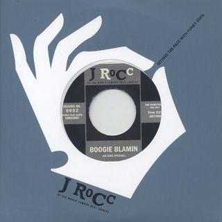J Rocc / Funky President Edits Vol. 2 - Boogie Blamin