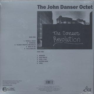 John Dancer Octet / The Dancer Revolution back