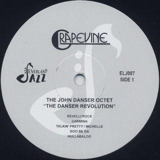John Dancer Octet / The Dancer Revolution label