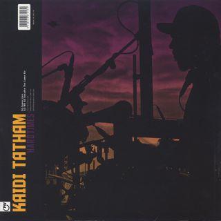 Kaidi Tatham / Hard Times back
